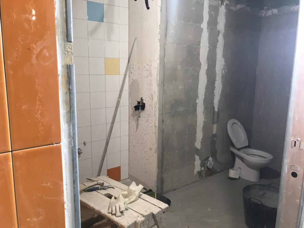 Nuevos baños Tercio de Flandes