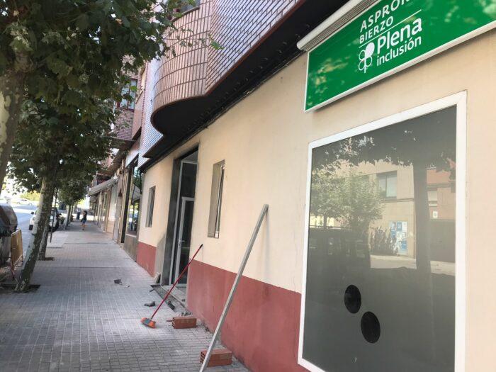 Nueva entrada en la calle Ortega y Gasset